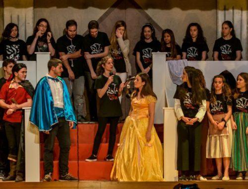 Representación teatral: La Bella y la Bestia